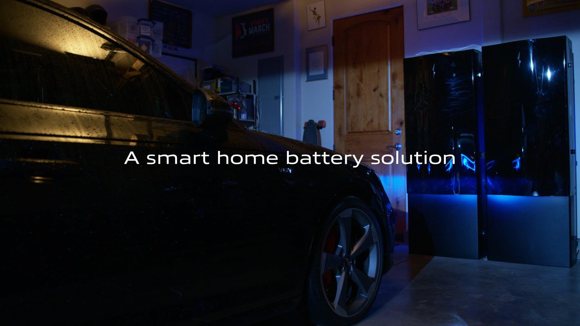 PowerPod: A Smart Home Battery Solution