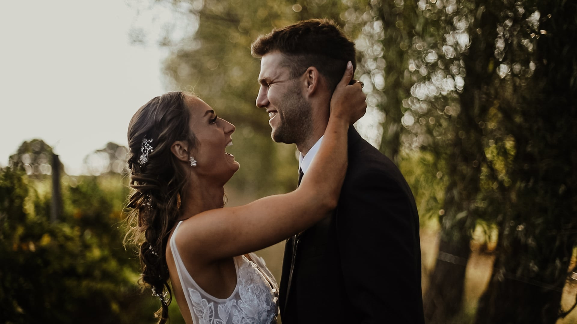 Mr & Mrs Hansen