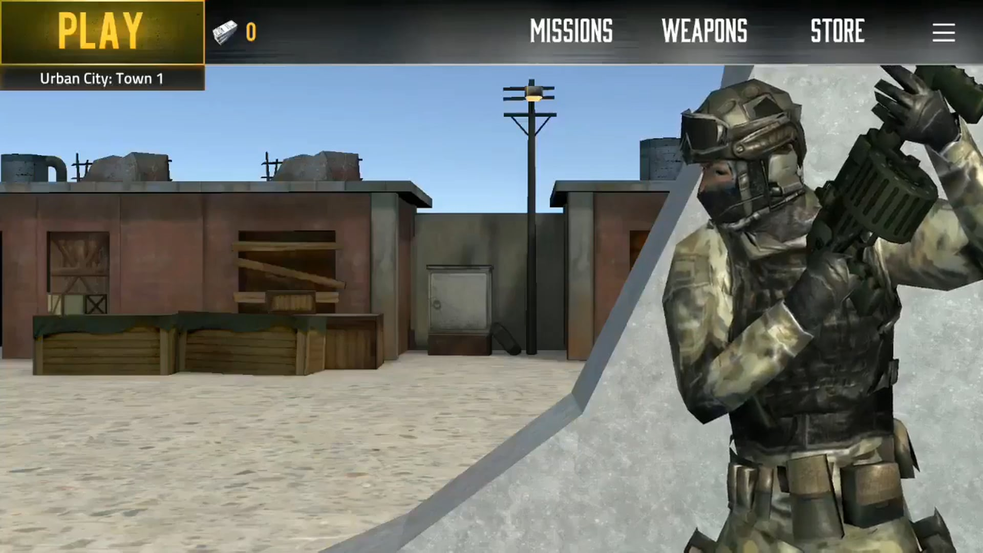 Ace Commando - Android Action Gameplay HD