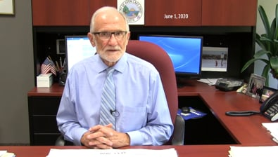 Thumbnail of video Message from the Mayor: 06/01/2020