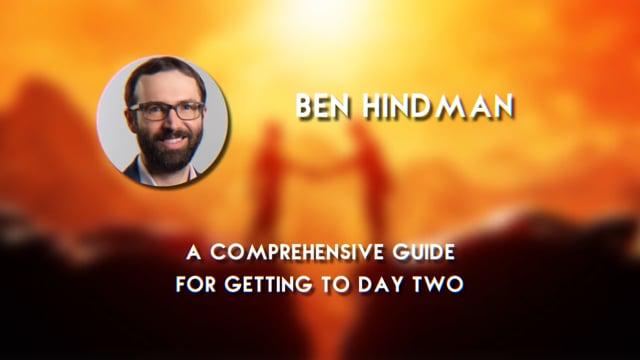 Ben Hindman - A