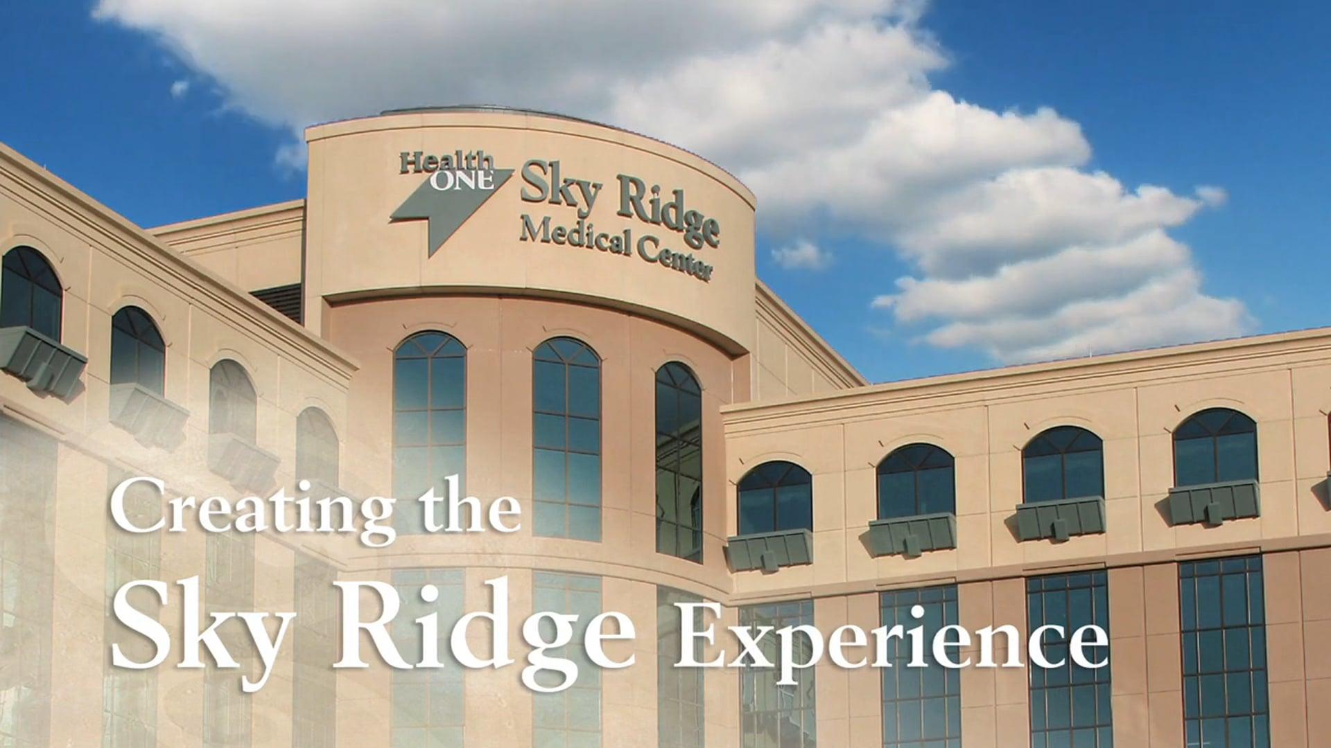 Sky Ridge Medical Center Pre-Employment