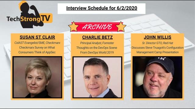 TechStrong TV - June 2, 2020