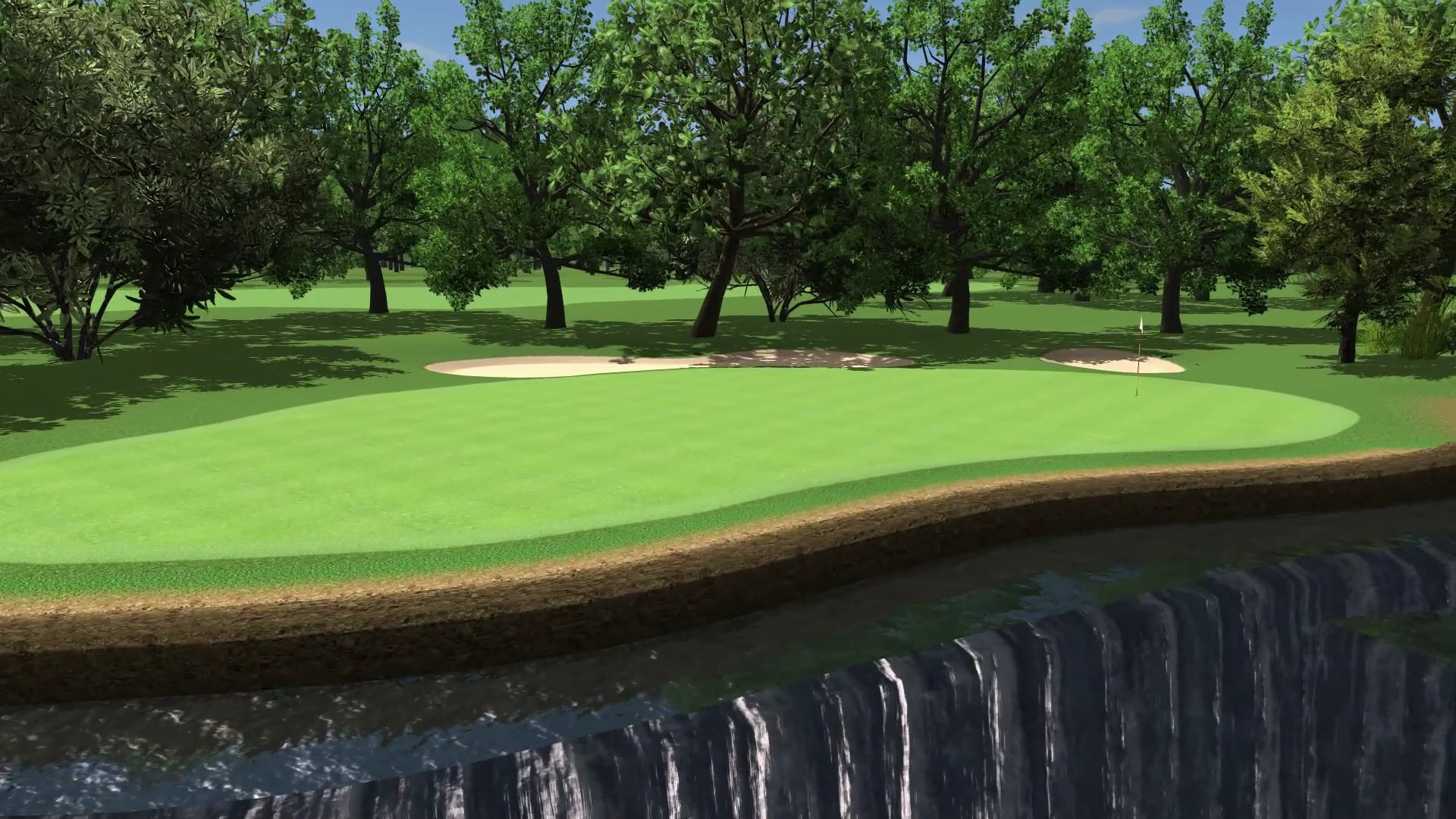 Week 10: 3-Hole Stroke Play - August 10th to August 16th