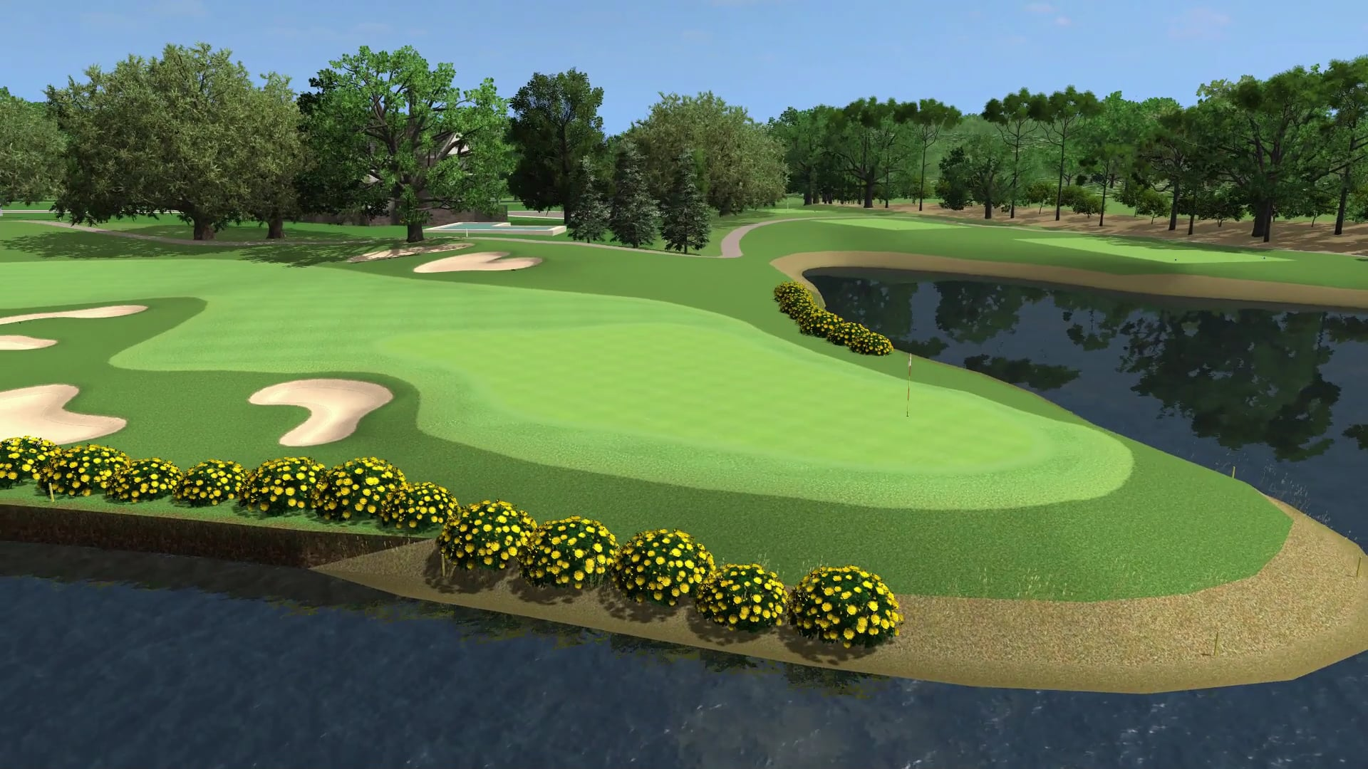 Week 2: 3-Hole Stroke Play - June 16th to June 21st