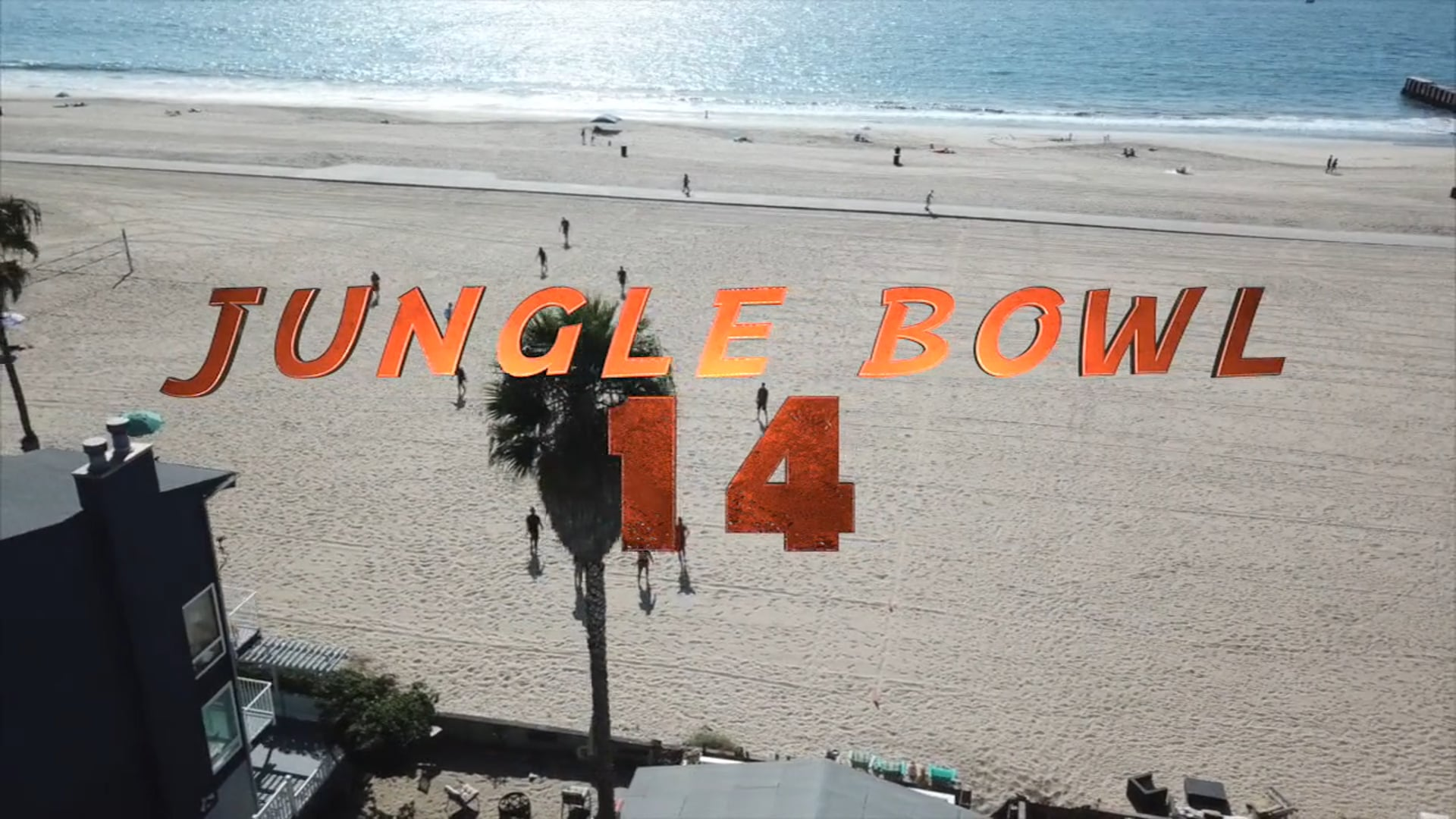 Jungle Bowl 14 - With the World Watching
