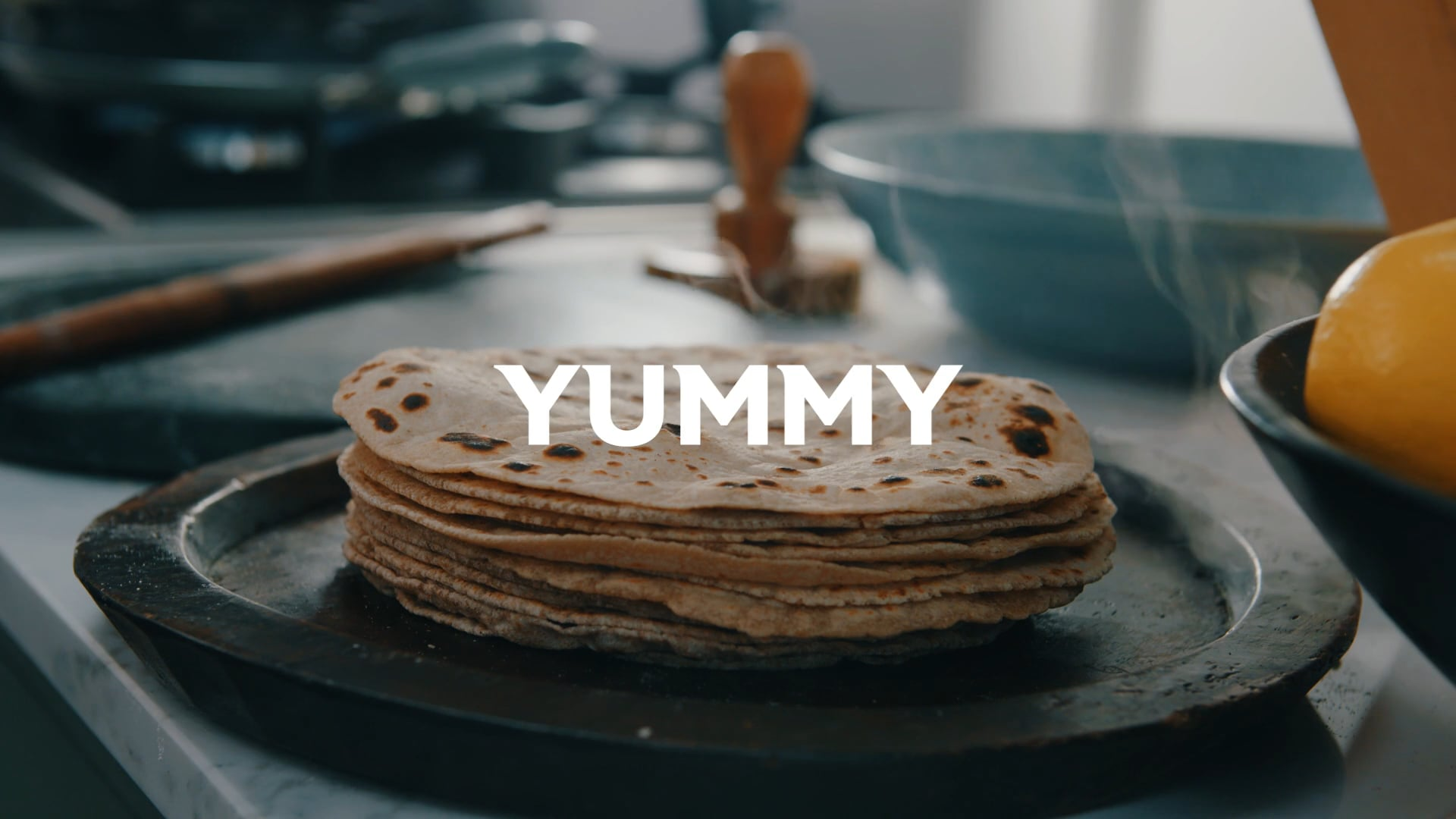 How to make chapatis with Elephant Atta