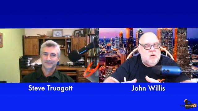 Steve Truagott Pt 1 - TechStrong TV