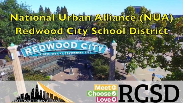 National Urban Alliance —Redwood City School District — June 2020