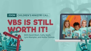 VBS Is Still Worth It - even in the midst of a Pandemic