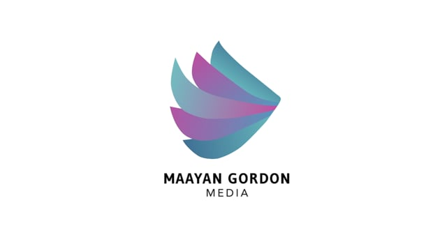 Maayan Gordon Media Animated Logo