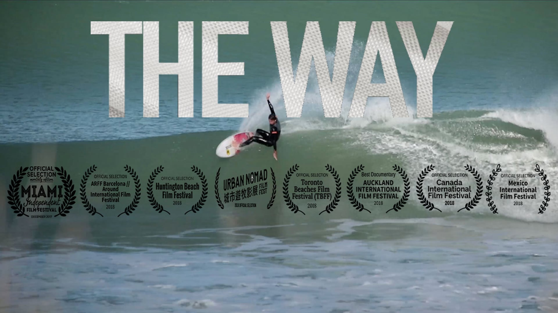 'The Way' Surfing Documentary Official Trailer