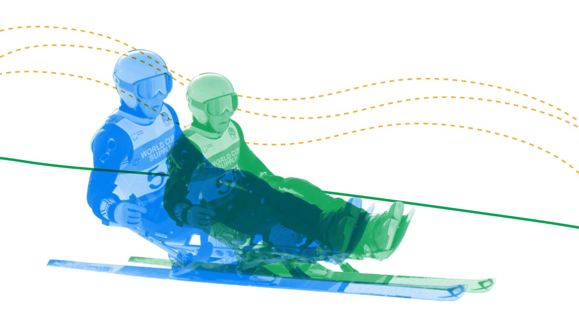 장애인 알파인스키 (Para Alpine Skiing)