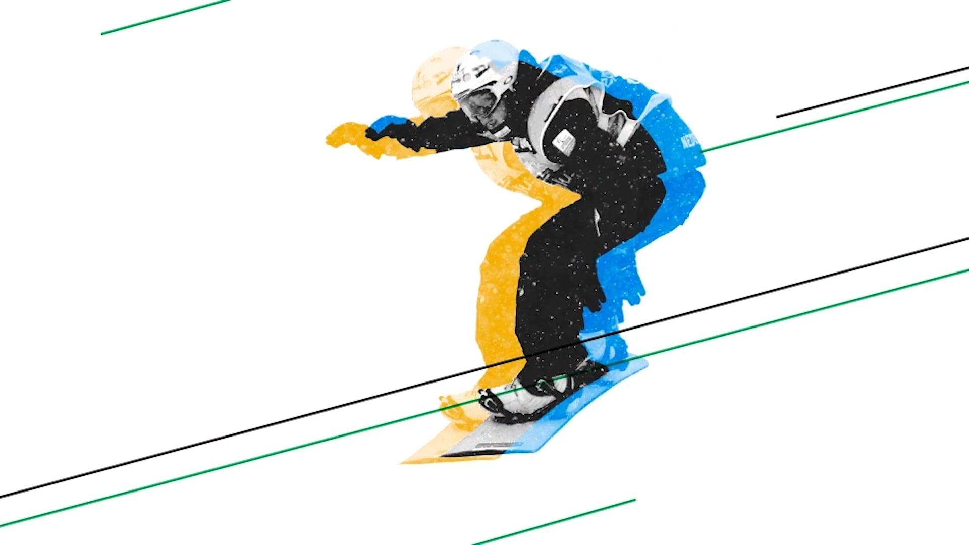 장애인 스노보드는 (Para Snowboard)
