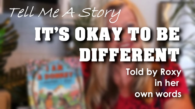Its OK to be Different - Roxy