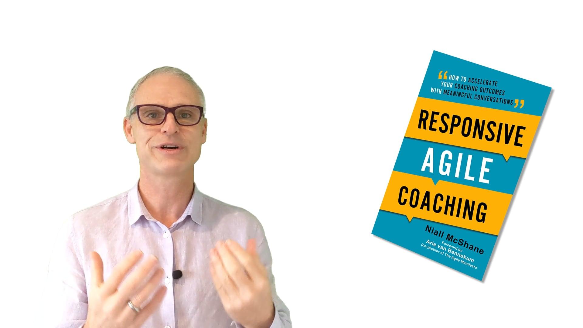 Responsive Agile Coaching Model
