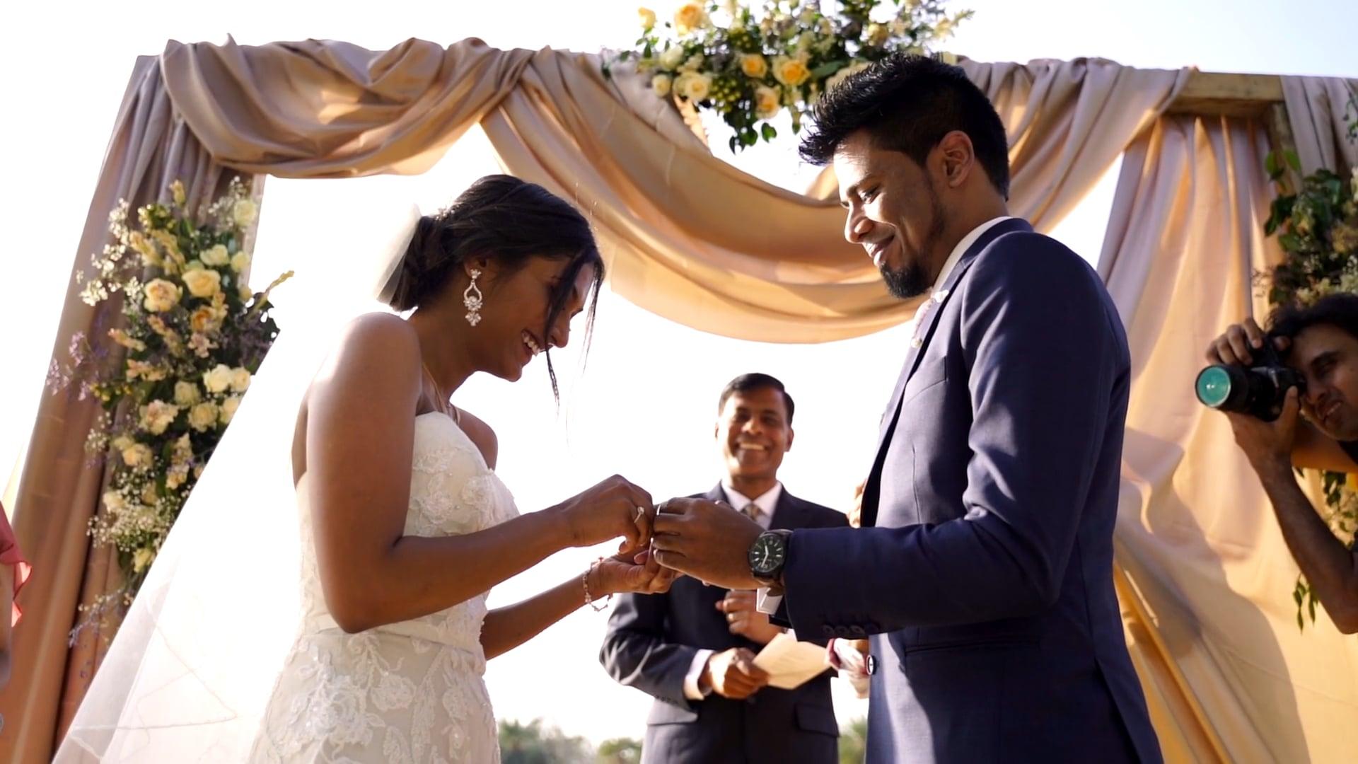 Andrew & Irene Wedding Film