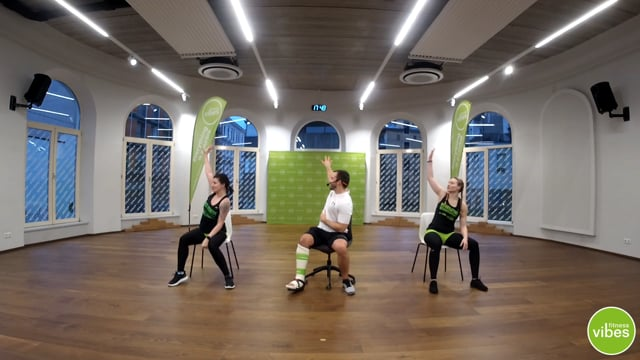 Special #5 Chair Workout