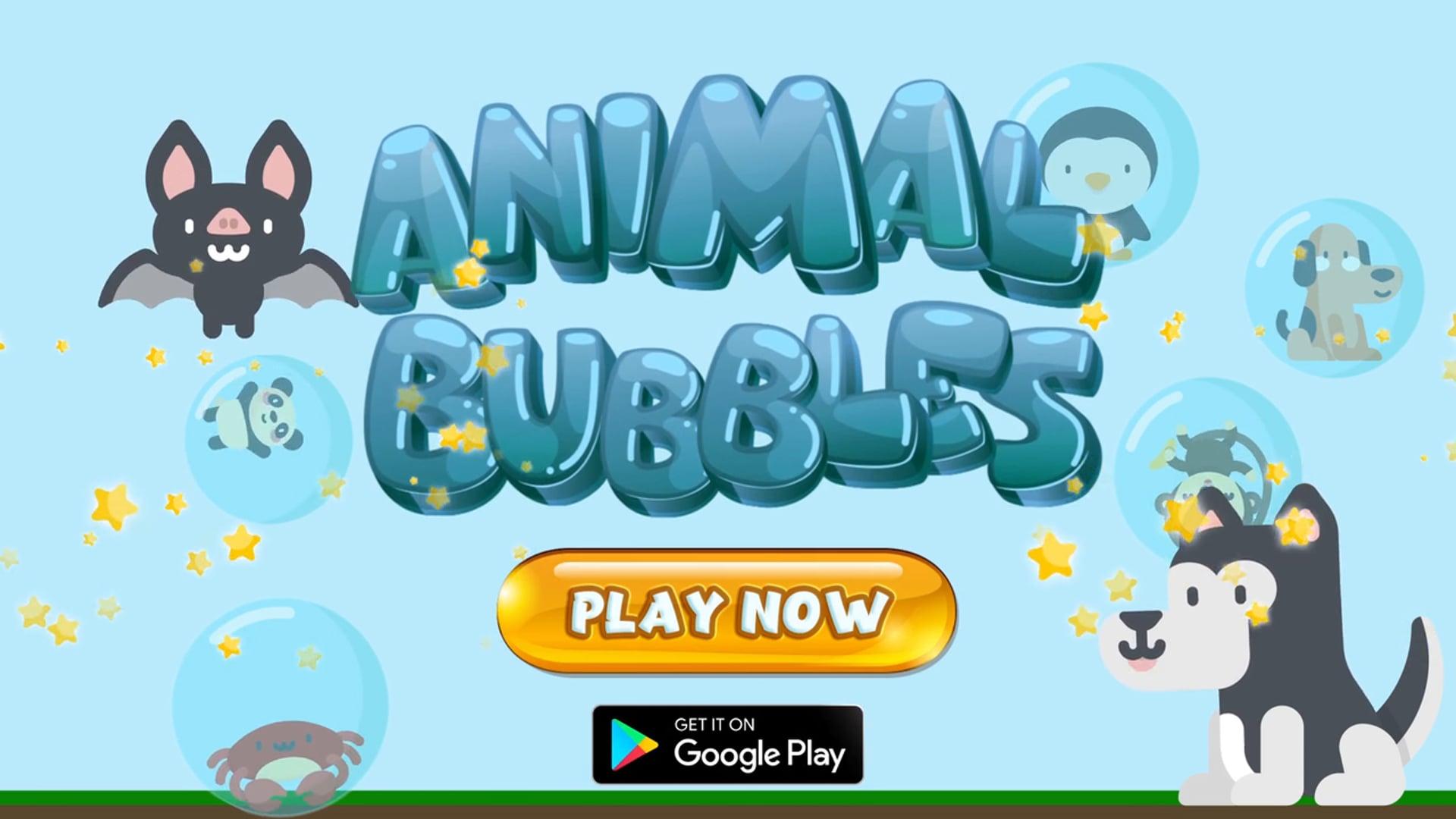 AnimalBubbles