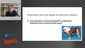Tratamiento de la dermatitis atópica: preguntas frecuentes