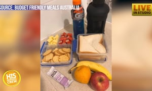 Woman is Wife Shamed for packing her husband a lunch!