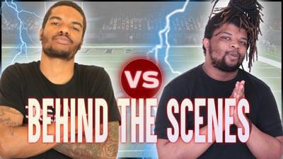 Flam vs Juice Behind The Scenes! (Stream Replay)