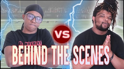 Trent vs Flam Behind The Scenes, CRAZY Plays! (Stream Replay)
