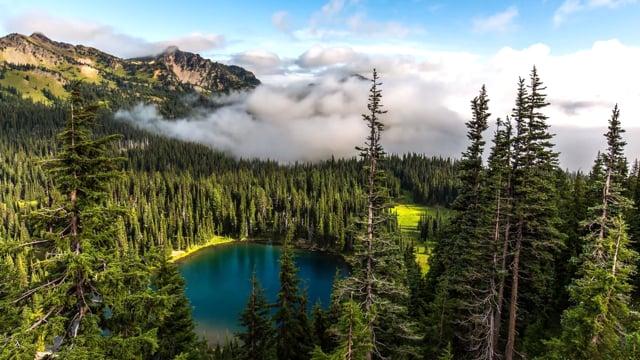 Mount Rainier 1,2,3- Short Preview
