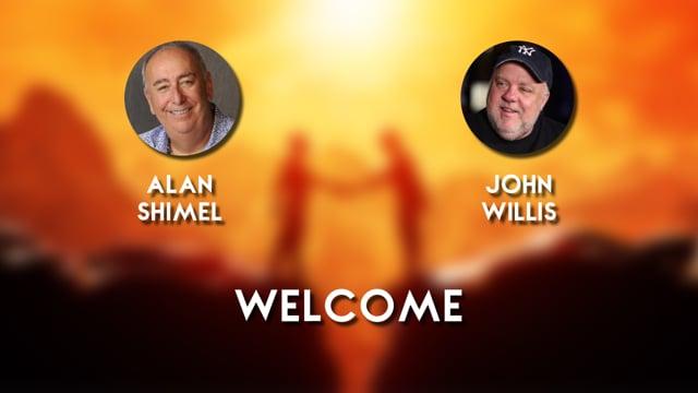 Alan Shimel + John Willis Welcome