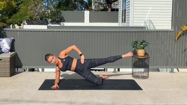 30min full body workout no equipment 3