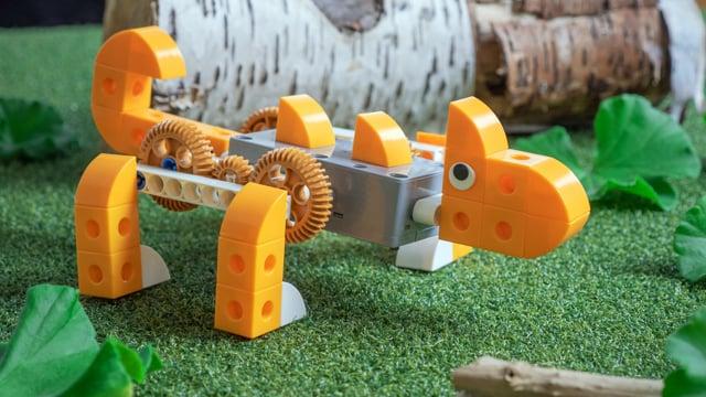 Kids First Robot Pet Shop B-Roll