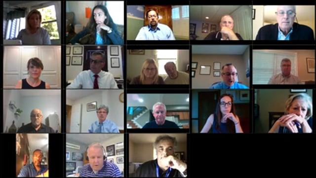 2020-06-03 Zoning Board Meeting