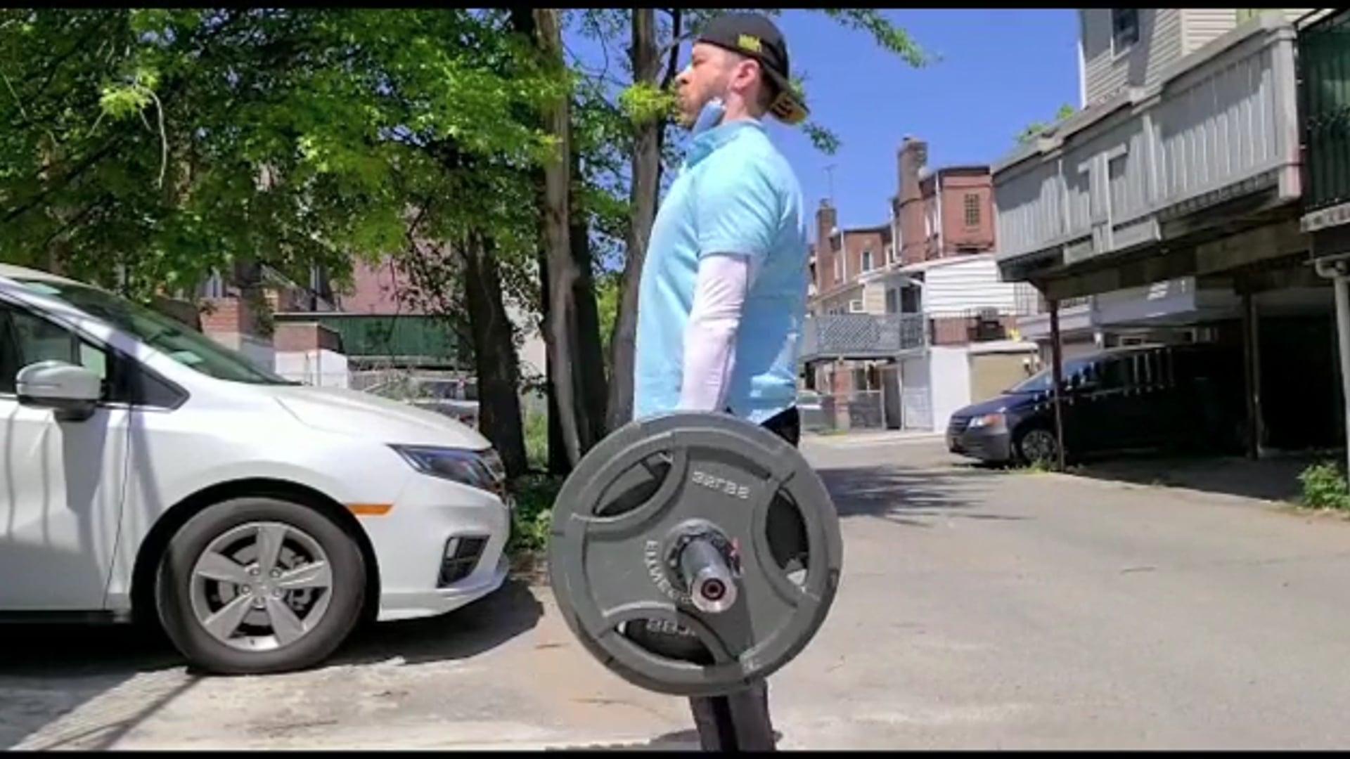 Rabbi Fitness Highlights!