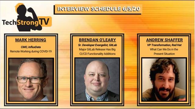 TechStrong TV - June 5, 2020