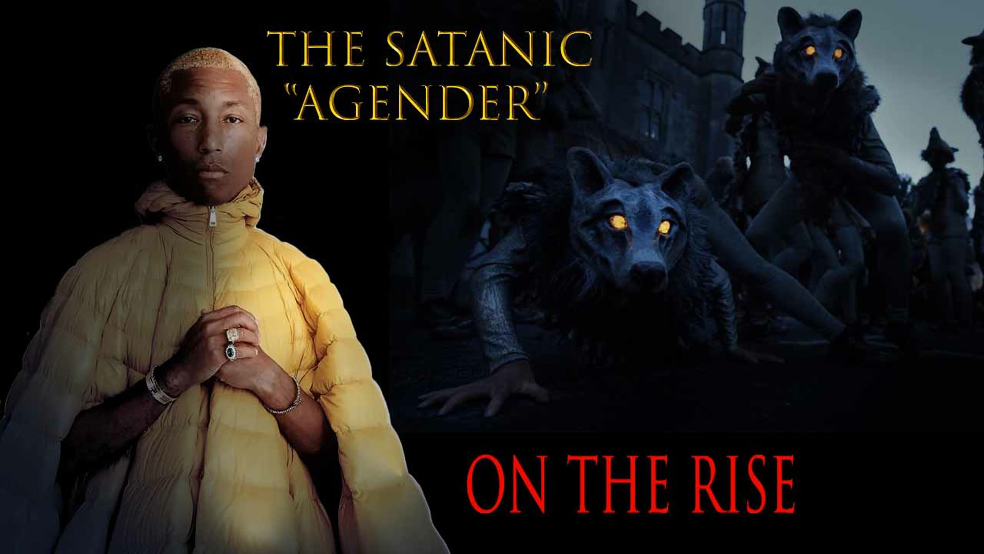 The Satanic Agender is on the Rise