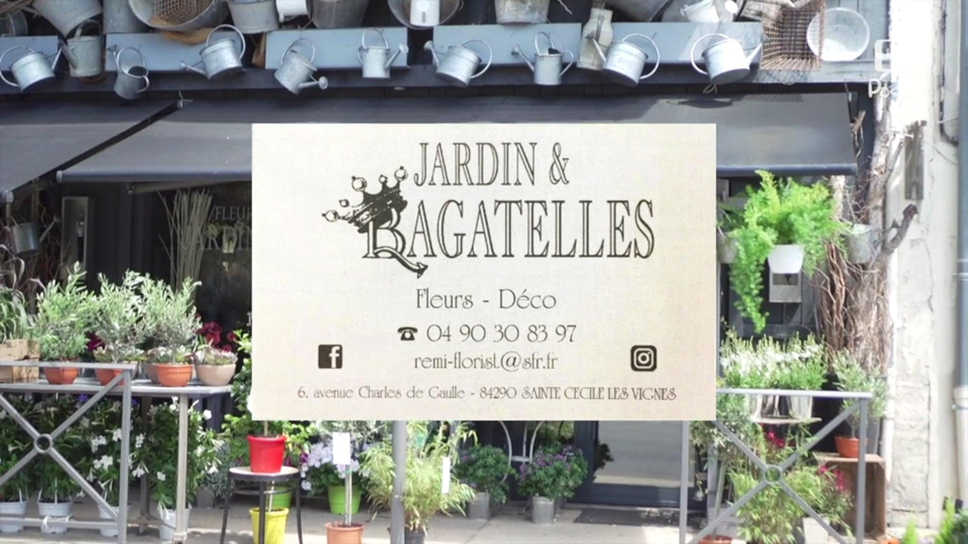 Jardin et Bagatelles