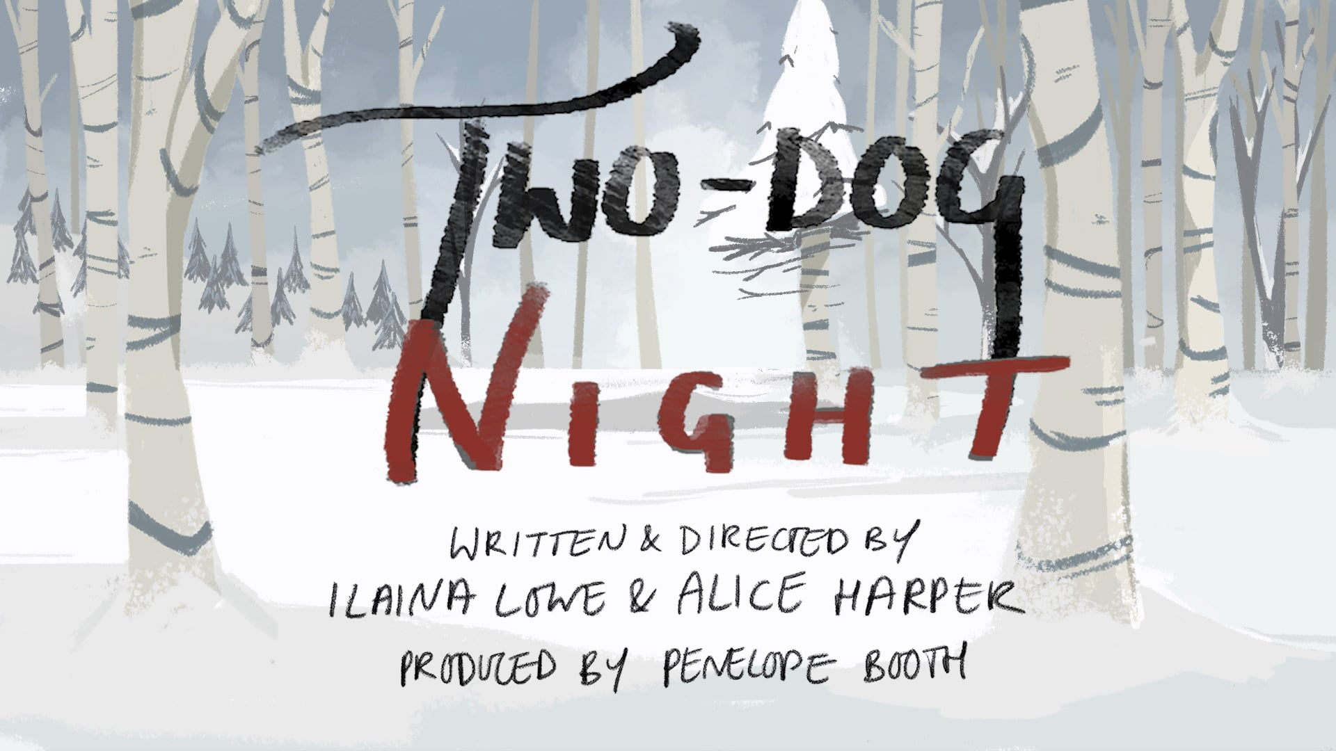Two-Dog Night (Trailer)