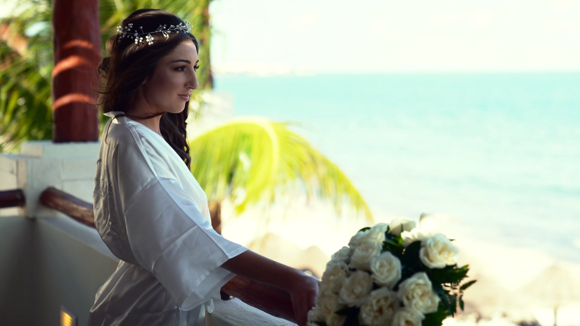 Nikki & Marcin, Now Saphire, Riviera Cancun, Mexico