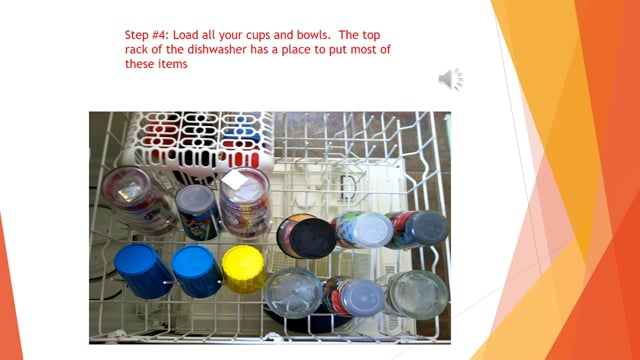 How to - Load a dishwasher