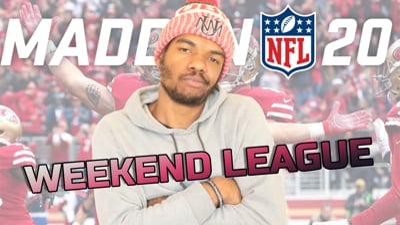 Madden 20 Weekend League W/ Juice - Stream Replay