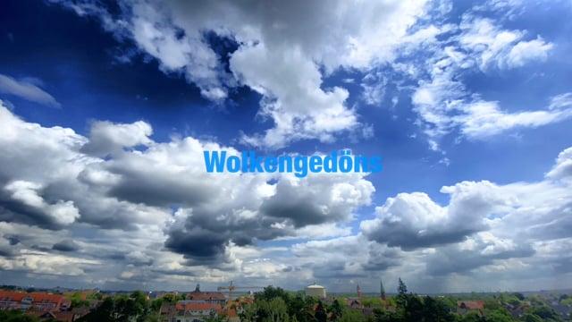 Wolkengedöns über Lehrte
