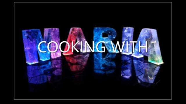 Cooking with Maria - Episode 06