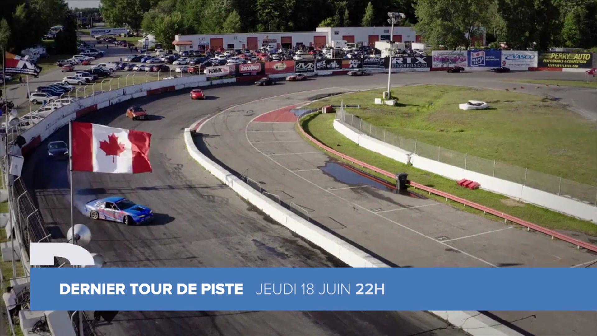 Canal D | Dernier tour de piste (bande-annonce)