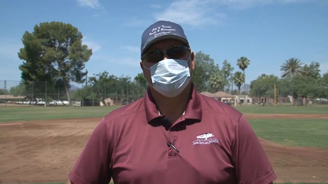 Essential Parks Employees: Behind the Masks