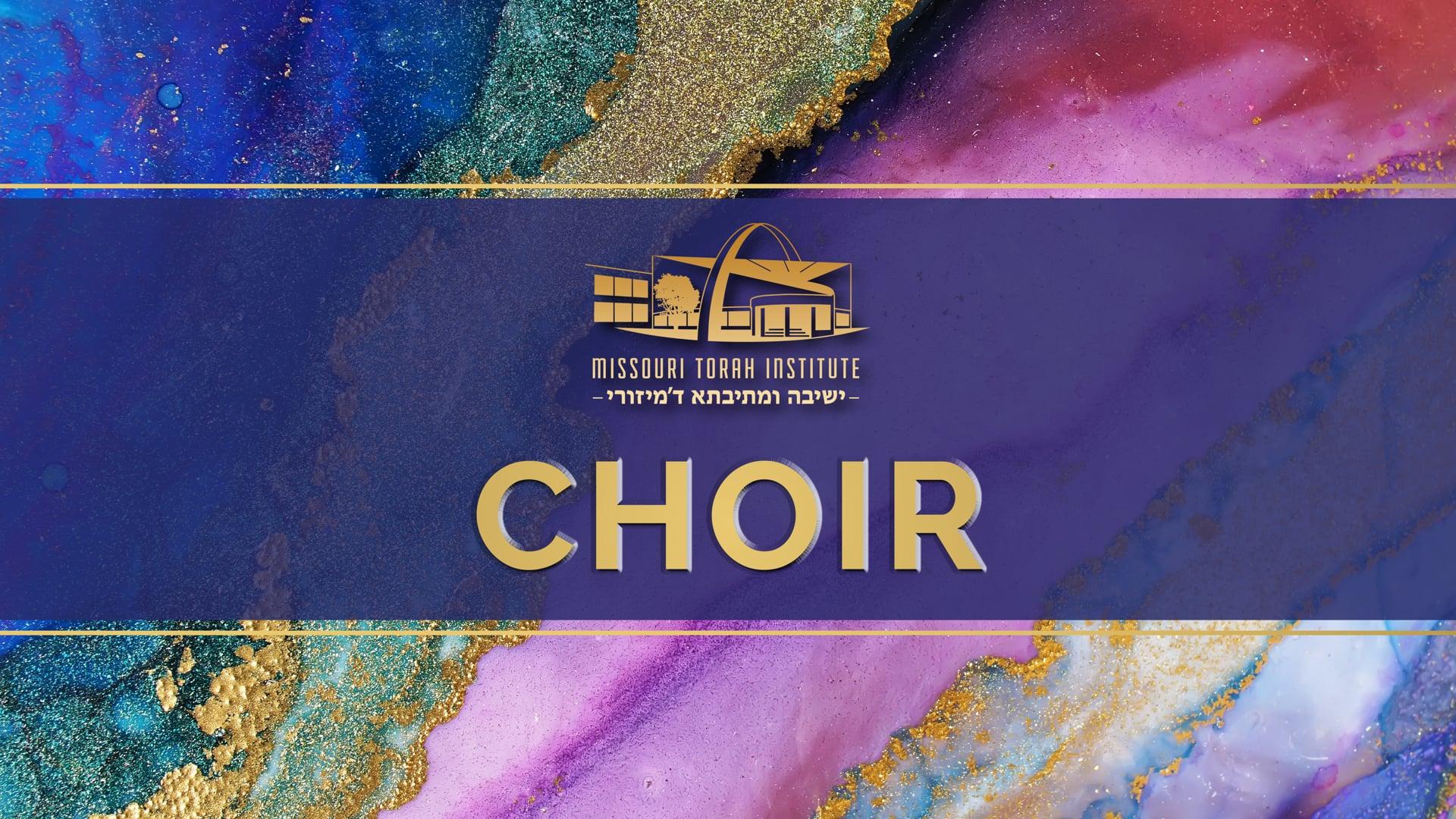 MTI Virtual Choir - Dinner 2020