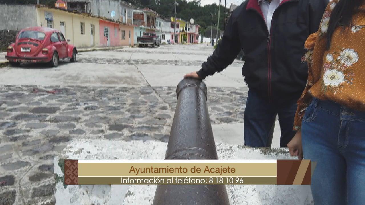 Orgullo Veracruzano: Acajete