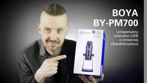 Mikrofon USB BOYA BY-PM700