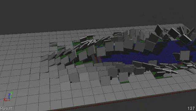 Polygon Island Transformation | Visual Lab