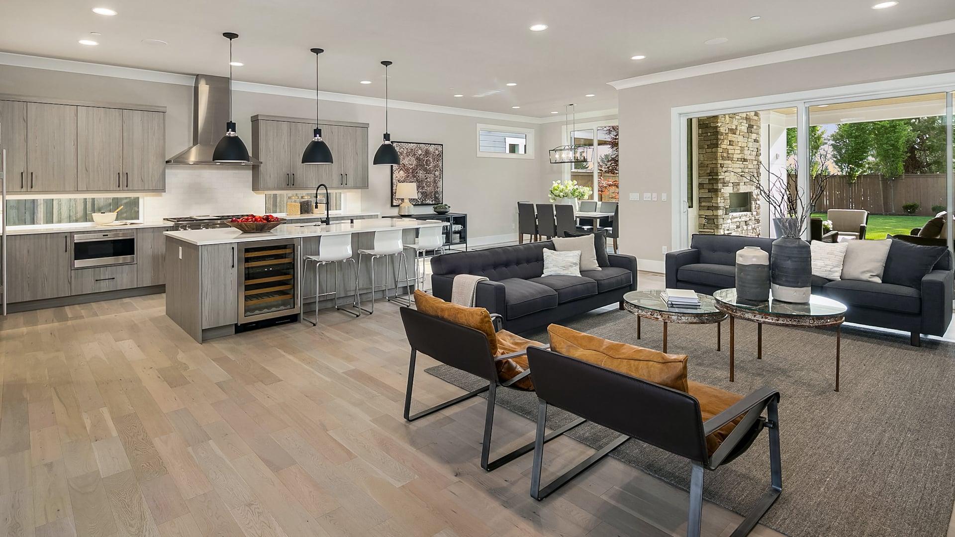 Design Built Homes presents 705 3rd Lane South in Kirkland, WA
