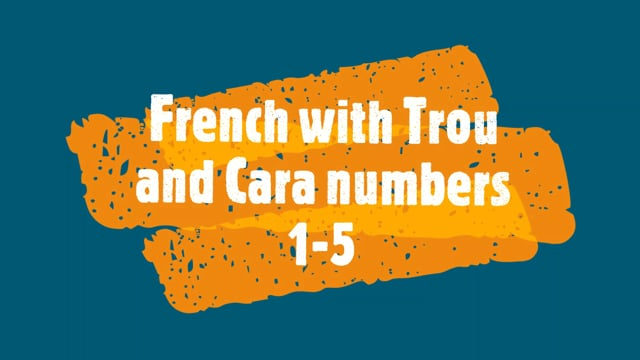 How to - Speak French with Trou and Cara - Episode 01